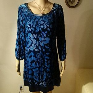 Juicy couture tunic, size ,8